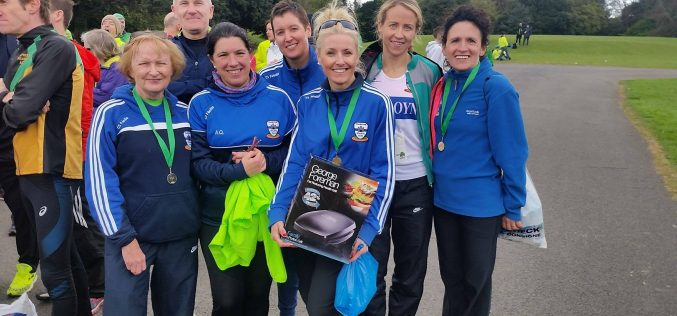 ***Dunboyne AC at Battle of Clontarf, Monday 17th April 2017***