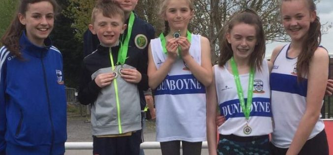 Ferrybank AC T&F Open Waterford, Sunday 9th April