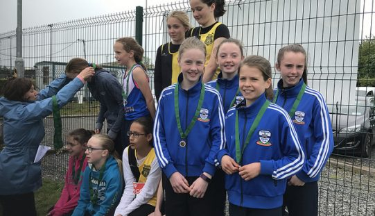 Leinster Juvenile Relays 2017 – 21st May