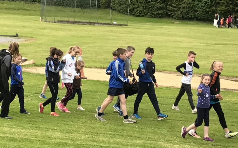 Meath Track and Field Community Games Finals