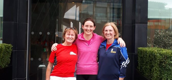 Fit4Life @ Docklands 5k – Three sheep lost in Leixlip.