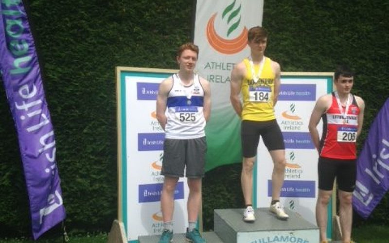 Day three – Juvenile All Ireland Track and Field Championship