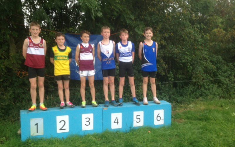 Star of Sea Cross Country 2017
