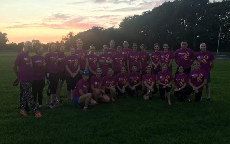 Fit for Life at the Frank Duffy 10 Mile