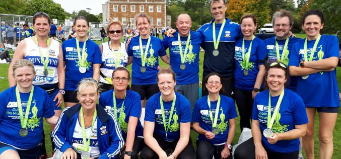 Fit for Life at the Dublin Half Marathon