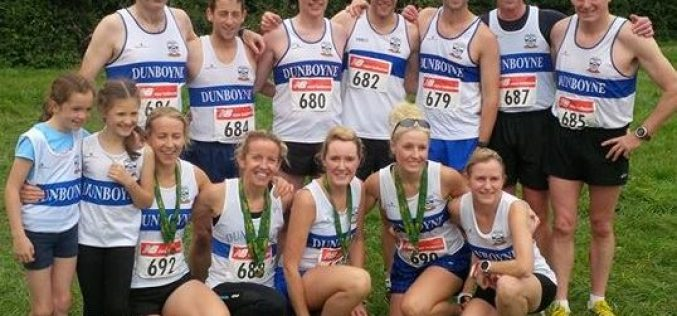 ***The Dunboyne Senior success bandwagon rolls on – Meath Masters XC Champs***
