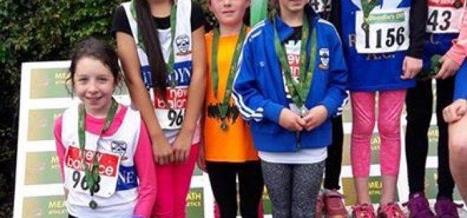 ** Un-Even ages Juvenile Athletes at Greenanstown, Stamullen **