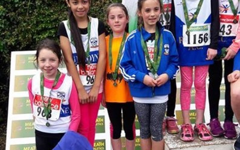 ***Meath Cross Country Championships-Even Ages ***