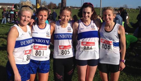 Dunboyne Dominates at the Meath Senior Cross Country 2017