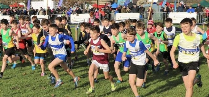 Dunboyne AC at the National Even Ages Cross Country Championships