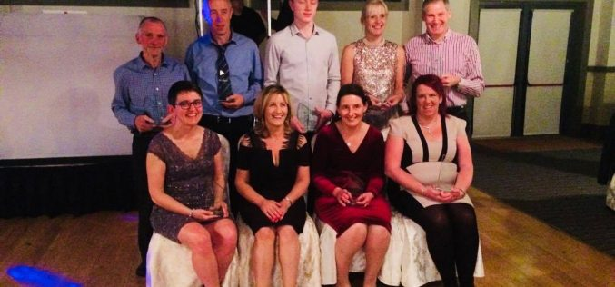 Dunboyne AC Annual Dinner Dance and Awards 2017