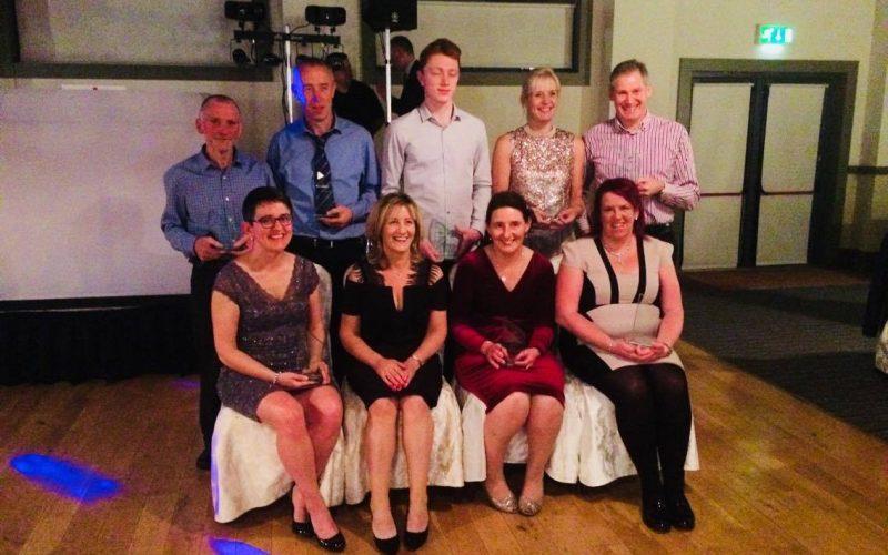Dunboyne AC Annual Dinner Dance and Awards 2017