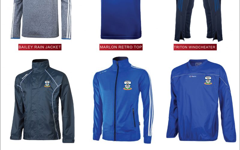 DUNBOYNE AC LEISUREWEAR!!!