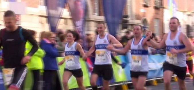 The Sub 3 Dublin Train (DCM 2017)