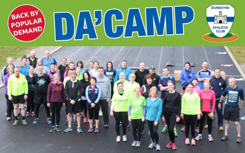 New DA'Camp starts January 2018