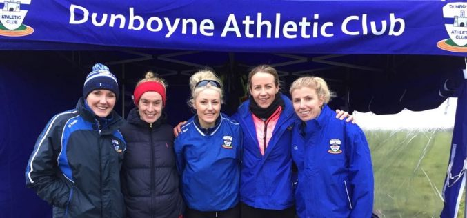 Dunboyne AC complete a Grand Slam of victories in Meath Cross Country Season