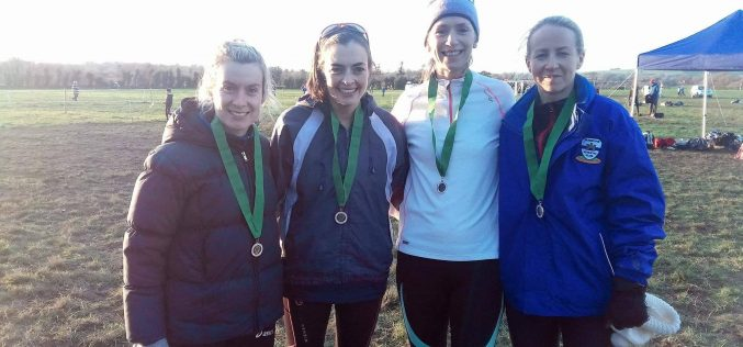 Leinster Senior Cross Country Championships, 11th November 2017