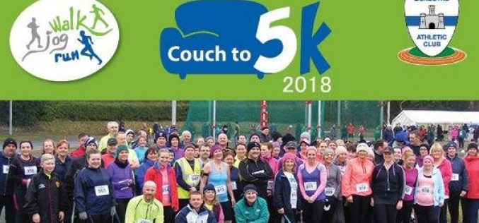 Couch to 5k 2018 !