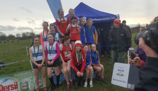 Leinster Juvenile Cross Country