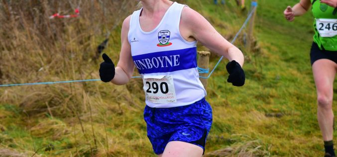 Hugely Successful Leinster Intermediate and Masters Cross Country at Dunboyne AC – Sunday 14th January