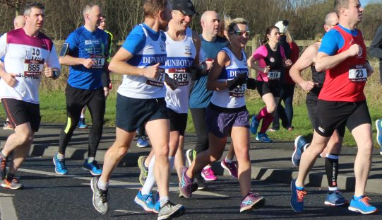 Sunday 4th of Feb brought many club members to Trim for their excellently run annual 10 mile race! combining the Meath 10 Mile Championship!!