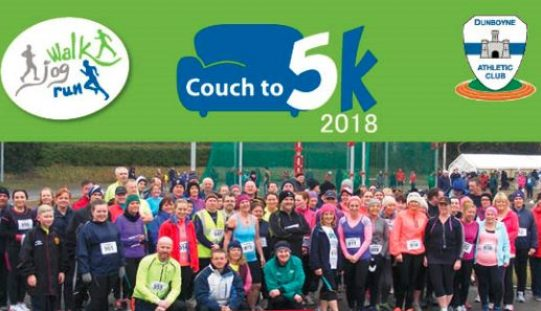 C25K: 2.5k challenge on Thursday 8th Feb