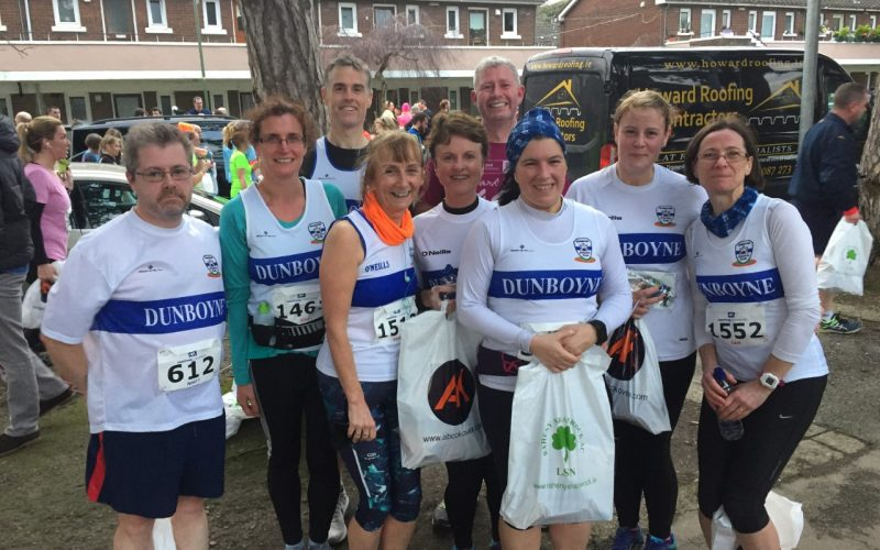 Fit 4 Life at Raheny 5 Mile Road Race