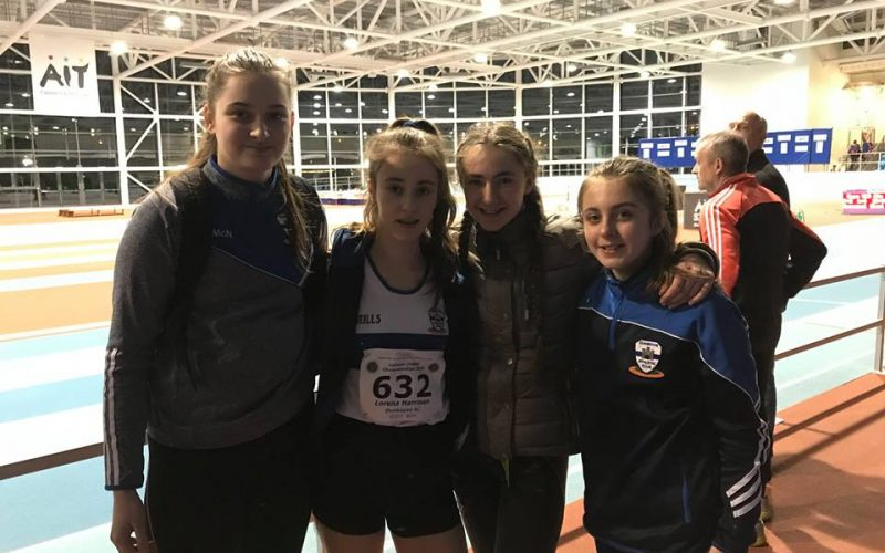 Day 1 Leinster Indoors 2018