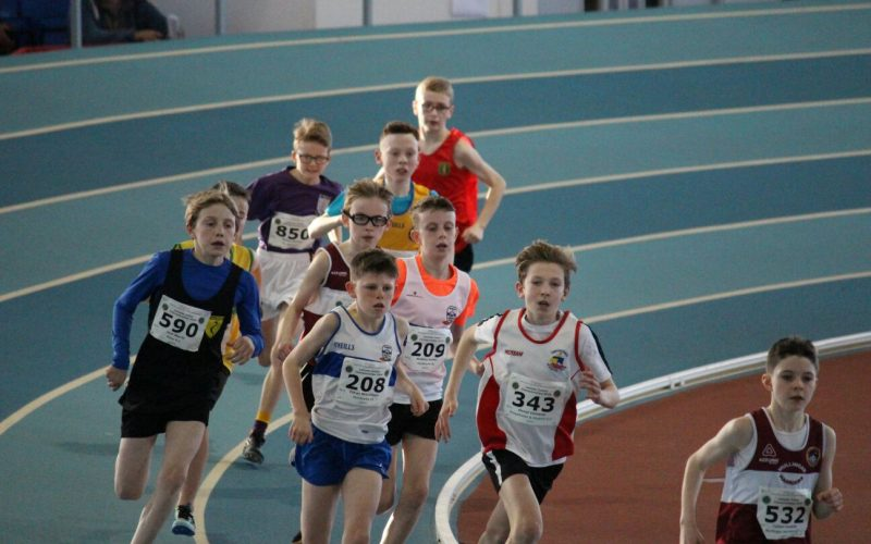 Leinster Indoor Championships (Day4)