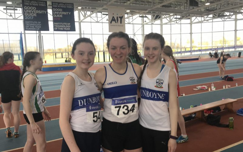 All Ireland Juvenile Relays