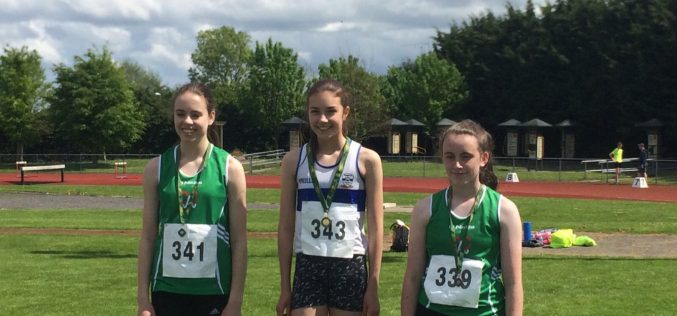 Day 4 Meath Track and Field Championship -Hurdles