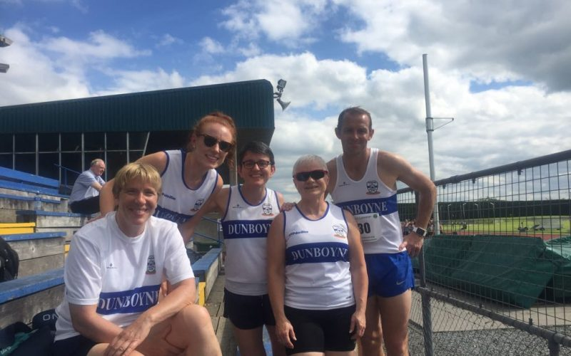 Leinster Track & Field Championships, Junior, Senior & Masters, 3rd June