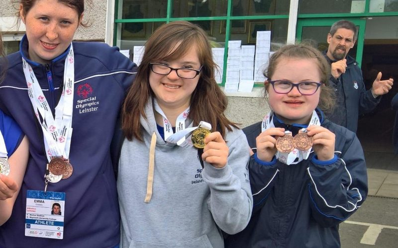Dunboyne AC at the Special Olympics