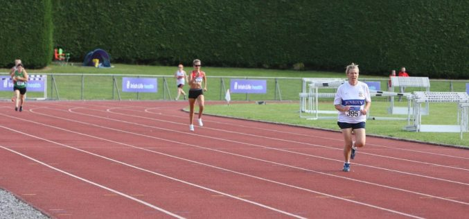 National Masters Track & Field Championships