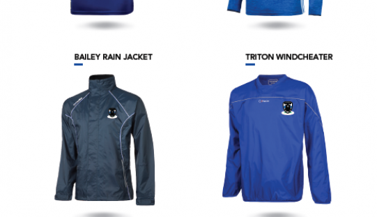 ATTENTION ALL MEMBERS – CLUB KIT SALE NEXT WEEK