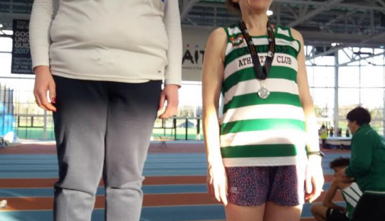 Success for Michelle Pilkington at the Kilkenny County Championships