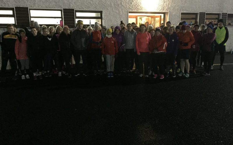 Couch to 5k 2019 – 2.5k Completed !