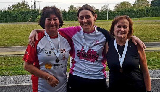 Medal Success for Dunboyne AC Fit4Life at National 5k