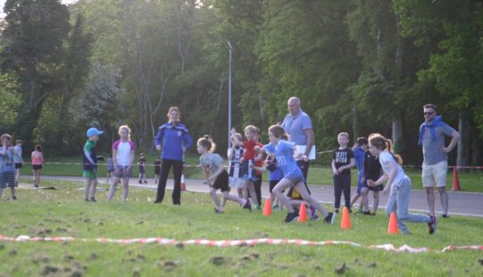 Qualifiers from Dunboyne Community Games Track and Field Trials for 2019 Meath Community Games Finals
