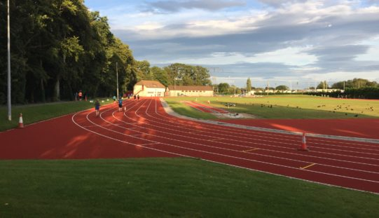 New Track – Community Opening Day – Saturday October 19th – 3PM
