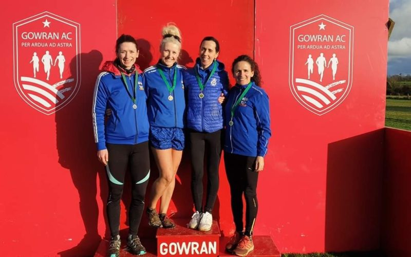 Leinster (Masters & Intermediate) Cross Country Championship January 12th 2020