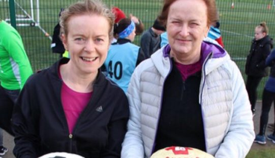Big Milestones for Dunboyne AC runners at Hartstown Parkrun !