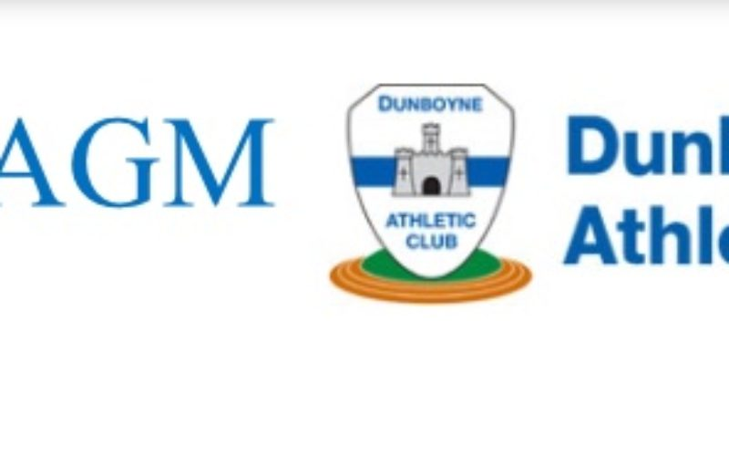 Dunboyne AC Club Officers and Committee 2020