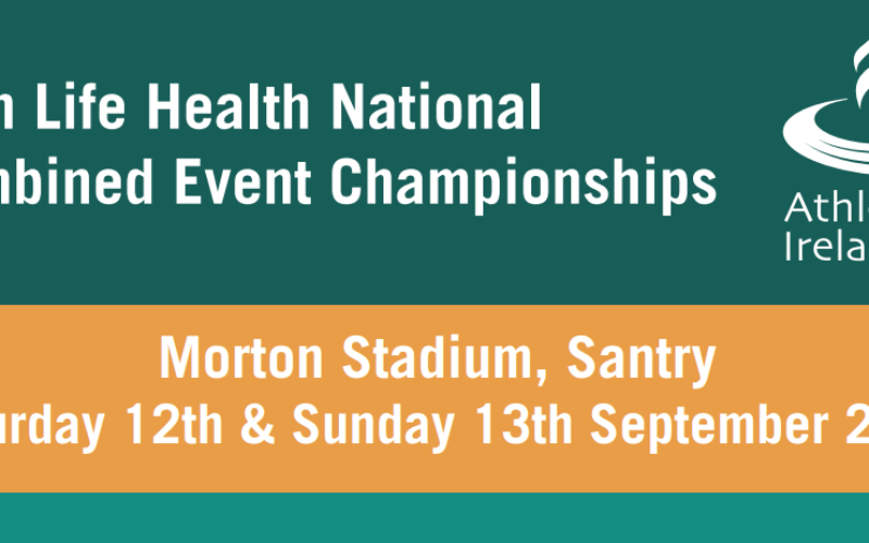All Ireland Junior Track and Field Championships 2020. Day 2