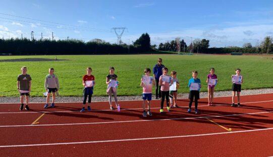 Juvenile mile challenge