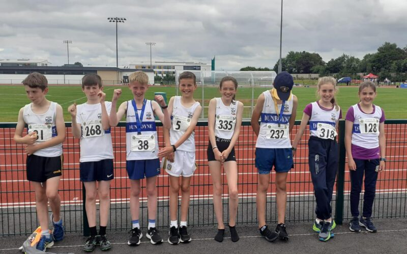Leinster Juvenile Track and Field Championships 2021