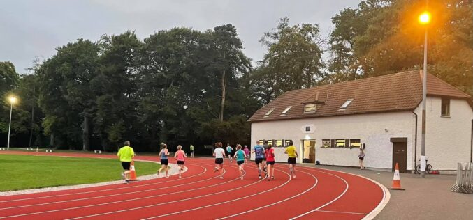Sept 20th COVID Announcement: Update on Clubhouse and Training
